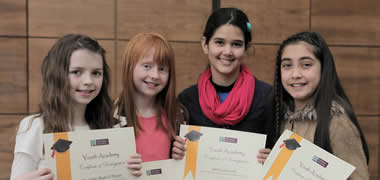 Over 200 Primary School Students 'Graduate' from NUI Galway-image