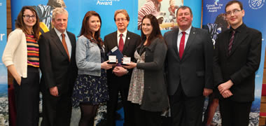 NUI Galway Host Special Gaisce Awards Ceremony -image