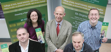 NUI Galway Launches 'Connect Programme'-image