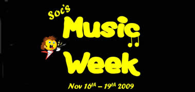 NUI Galway Students Launch First Ever 'Music Week'-image